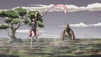 「鬼斬娘再戦」  tsubura